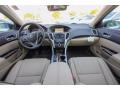 Parchment 2018 Acura TLX V6 SH-AWD Advance Sedan Interior Color