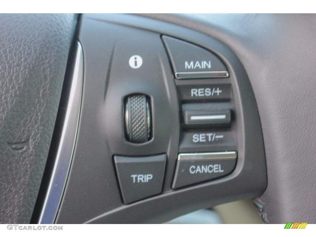 2018 Acura TLX V6 SH-AWD Advance Sedan Controls Photo #122051420