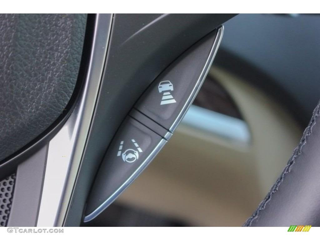2018 Acura TLX V6 SH-AWD Advance Sedan Controls Photos