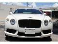 Glacier White 2013 Bentley Continental GTC V8