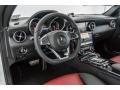 Dashboard of 2018 SLC 300 Roadster