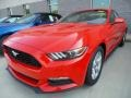2017 Race Red Ford Mustang V6 Coupe #122103651