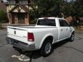 Bright White - 1500 Laramie Quad Cab 4x4 Photo No. 6