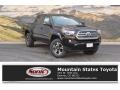 2017 Black Toyota Tacoma TRD Sport Double Cab 4x4 #122128076