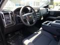 2018 Black Chevrolet Silverado 1500 LT Double Cab 4x4  photo #7