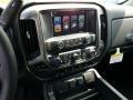 2018 Black Chevrolet Silverado 1500 LT Double Cab 4x4  photo #10