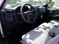 2018 Summit White Chevrolet Silverado 1500 WT Regular Cab 4x4  photo #7