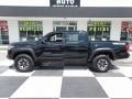 2017 Black Toyota Tacoma TRD Off Road Double Cab 4x4 #122189467