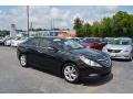 Midnight Black 2011 Hyundai Sonata Limited