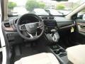 2017 White Diamond Pearl Honda CR-V EX-L AWD  photo #10