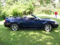 2003 True Blue Metallic Ford Mustang GT Convertible  photo #4