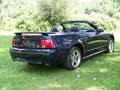 2003 True Blue Metallic Ford Mustang GT Convertible  photo #5