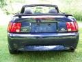 2003 True Blue Metallic Ford Mustang GT Convertible  photo #6