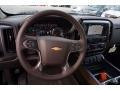 2018 Black Chevrolet Silverado 1500 LTZ Double Cab  photo #9