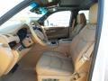 2017 Cadillac Escalade Tuscan Brown Interior Interior Photo