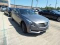 Satin Steel Metallic 2018 Cadillac CT6 3.6 Luxury AWD Sedan