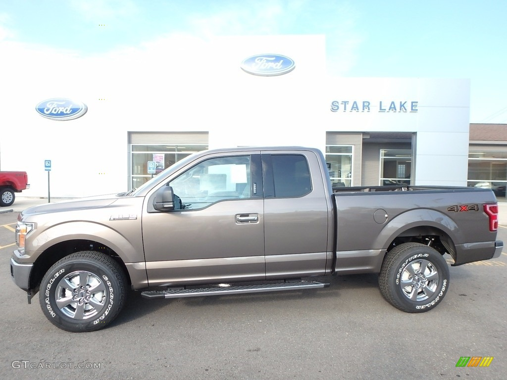 F 150 Ford Truck >> 2018 Stone Gray Ford F150 XLT SuperCab 4x4 #122243337 Photo #17 | GTCarLot.com - Car Color Galleries