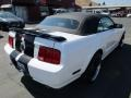 2007 Performance White Ford Mustang GT Premium Convertible  photo #7