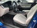 Gray Interior Photo for 2018 Hyundai Sonata #122280683