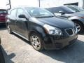Jet Black Metallic 2009 Pontiac Vibe 2.4 AWD