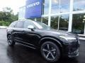 Onyx Black Metallic 2018 Volvo XC90 T6 AWD R-Design