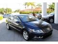 2016 Night Blue Metallic Volkswagen CC 2.0T Sport #122290419