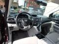 2014 Basque Red Pearl II Honda CR-V EX-L AWD  photo #8