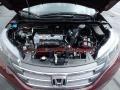 2014 Basque Red Pearl II Honda CR-V EX-L AWD  photo #18