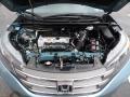 2014 Twilight Blue Metallic Honda CR-V LX AWD  photo #18