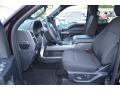 Black 2018 Ford F150 Interiors