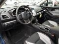 Gray Interior Photo for 2018 Subaru Crosstrek #122341091