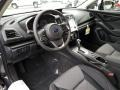 Black Interior Photo for 2018 Subaru Crosstrek #122341388