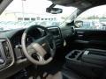 2018 Silver Ice Metallic Chevrolet Silverado 1500 LT Double Cab 4x4  photo #7