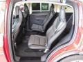 Rear Seat of 2016 Model X 75D