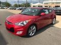 Boston Red 2017 Hyundai Veloster Gallery