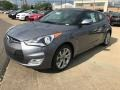 Triathlon Gray 2017 Hyundai Veloster Gallery
