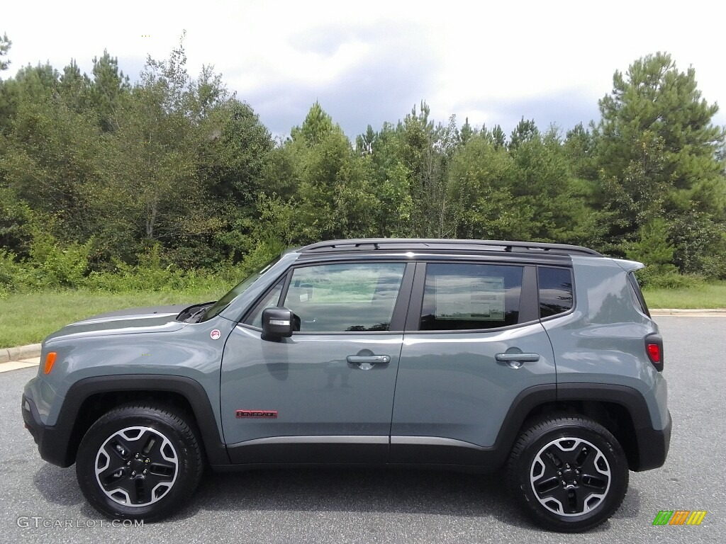 Jeep Renegade Glacier Blue 2017 2018 Cars Reviews