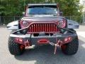 2016 Billet Silver Metallic Jeep Wrangler Unlimited Rubicon 4x4  photo #2