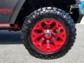 2016 Billet Silver Metallic Jeep Wrangler Unlimited Rubicon 4x4  photo #5