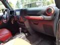 2016 Billet Silver Metallic Jeep Wrangler Unlimited Rubicon 4x4  photo #7