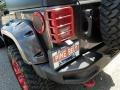 2016 Billet Silver Metallic Jeep Wrangler Unlimited Rubicon 4x4  photo #24