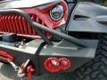 2016 Billet Silver Metallic Jeep Wrangler Unlimited Rubicon 4x4  photo #28