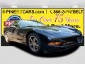 Black 2004 Chevrolet Corvette Coupe