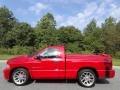 2005 Flame Red Dodge Ram 1500 SRT-10 Regular Cab #122390568