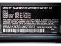 2018 3 Series 330i xDrive Sports Wagon Mineral Grey Metallic Color Code B39