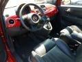 Rosso Brillante (Red Tri-Coat) - 500 Sport Photo No. 3