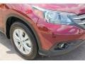 2013 Basque Red Pearl II Honda CR-V EX-L  photo #10