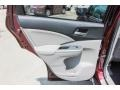 2013 Basque Red Pearl II Honda CR-V EX-L  photo #19