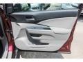 2013 Basque Red Pearl II Honda CR-V EX-L  photo #24