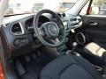 Black Interior Photo for 2017 Jeep Renegade #122419680